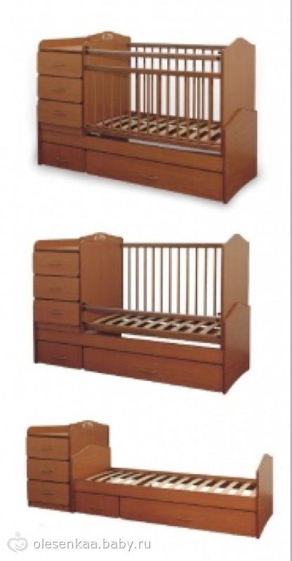 кровать-трансформер новая