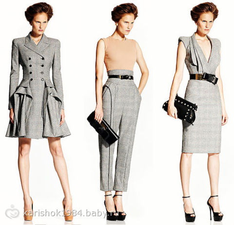 Описание: классическая одежда для девушек. Автор: Любовь