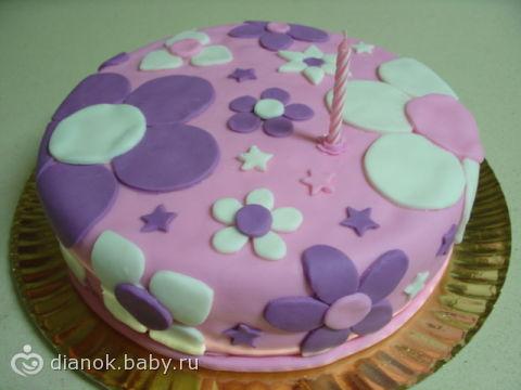 Рецепт кукла торт из мастики для детей