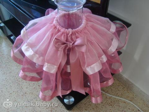 Сшить платье из капрона для девочки 37
