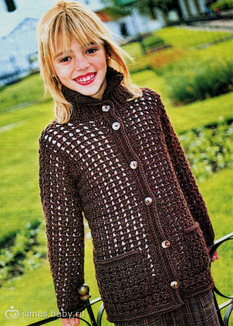 Вязание спицами для детей 12-14 лет