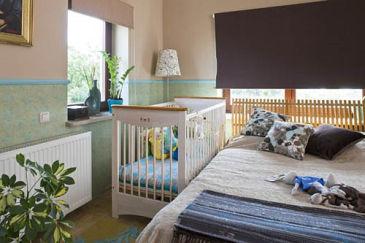 Фото галерея дизайн детской комнаты с