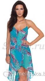 Платье туника - Фото 45 моделей Летние пляжные платья и туники в интернет магазине Oxami