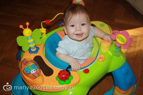 Дочь киркорова… и ходунки… для всех