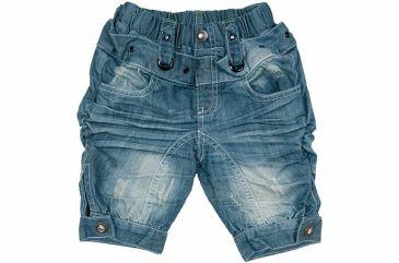 Детская одежда MINI-MAXI Джинсовые капри.