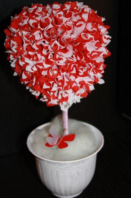 Сердце дерево счастья