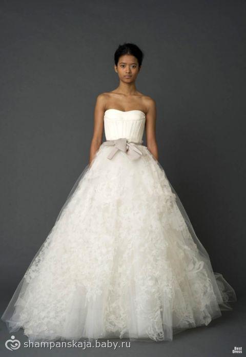 Самое шикарное свадебное платье. ОПРОС!!! - на бэби.ру
