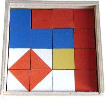 Кубики Никитиных