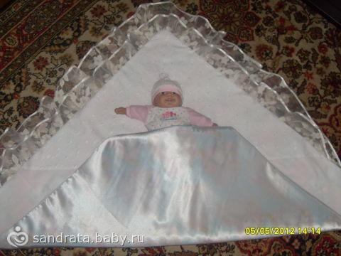 Сшить одеяло на выписку своими руками выкройки