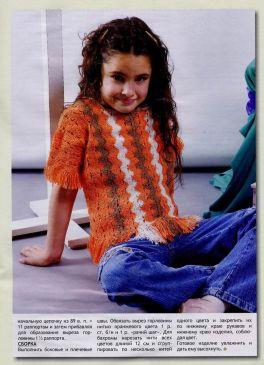 Платьица для девчонок(крючок). .  Летняя бандана.  Кепка (возраст 4–5...