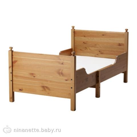 Кровать детская на вырост - 2625121 - Газета бесплатных объявлений Ярмарка - Тюмень