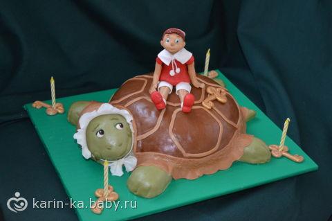 Черепаха тортилла своими руками