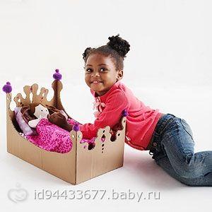 Компас из картона своими руками