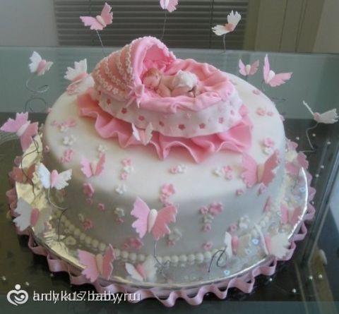 Торты на день рождения малыша торт на