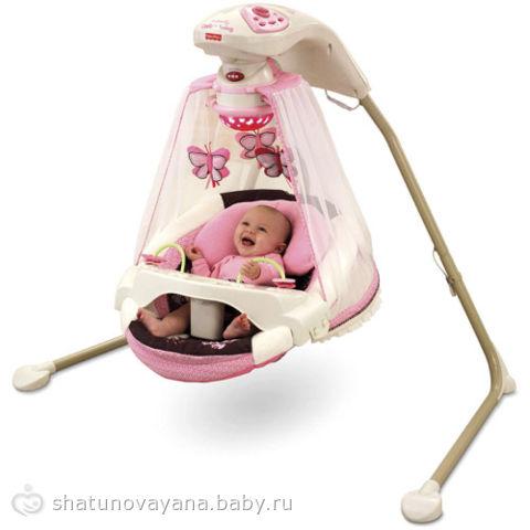 качели для новорождённых фото