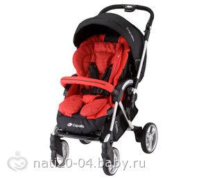 Прогулочная коляска Capella Qbix, цвет бежевый.