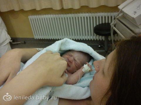 Роды в 32 недели беременности отзывы