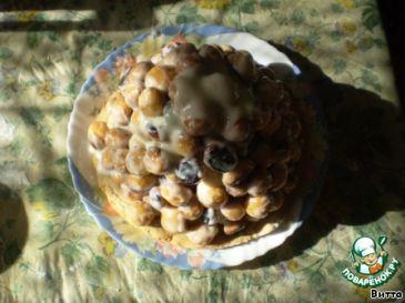 рецепт приготовления торта глухариное гнездо
