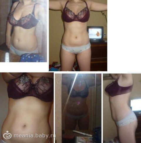 Оцените мои результаты за 5 недель худения.(фото)