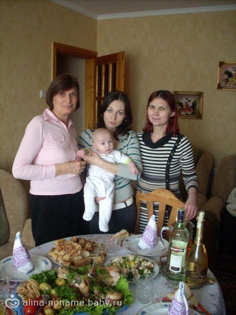 мама и свекровь)