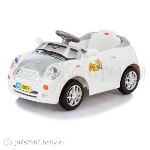 Электромобиль Jetem Mini!