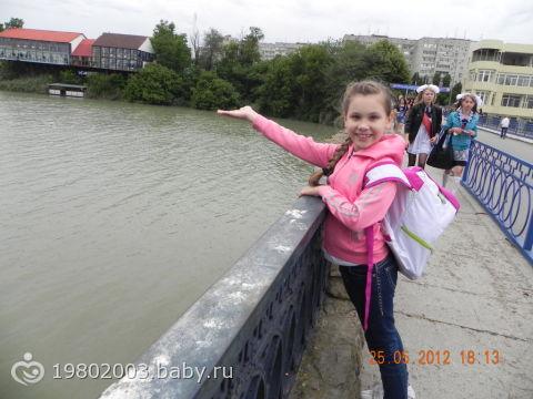 Ну немного фоток и нас с дочей))))