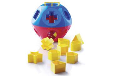 Развивающие игрушки с фигурками