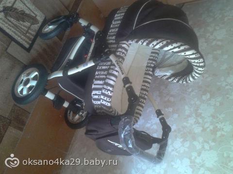 Купили коляску! Фото (правда на телефон)