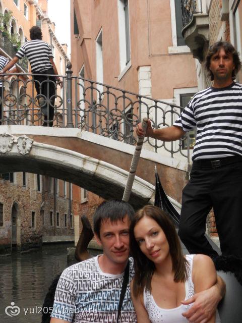 Фотоотчет с отдыха в Италии (много фото)