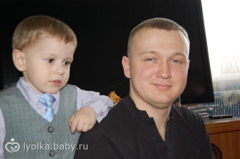 сыночек на день рождении мужа)