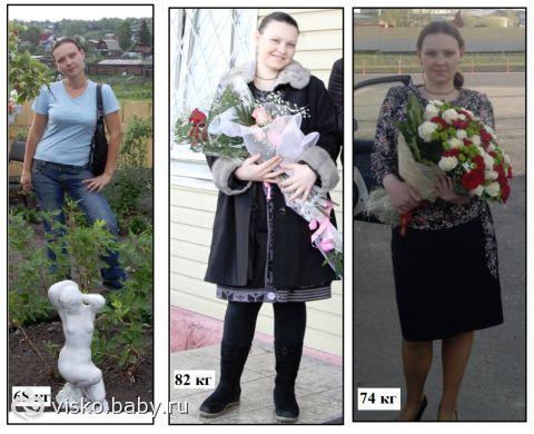 как похудеть на 17 кг за месяц