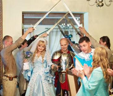 Нестандартные конкурсы на свадьбу