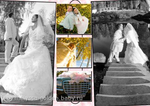 В каком платье вы венчались фото