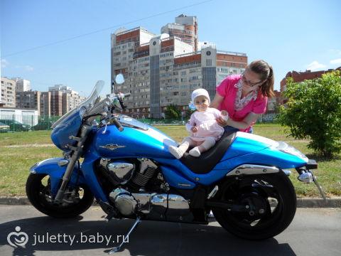 Байк-любознательные )))