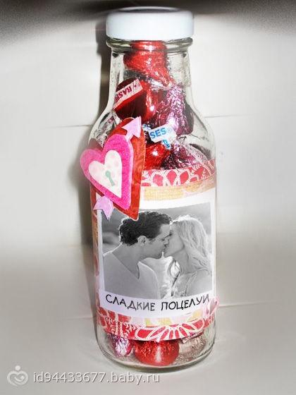 Деньги в бутылке подарок на свадьбу